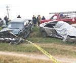 Mueren dos doctores en un carreterazo