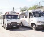 Transporte público un área que  siempre viola reglamentos