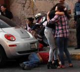 Tiroteos dejan cinco muertos y un herido en CDMX