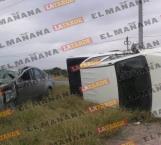 Choque deja 5 lesionados en Reynosa
