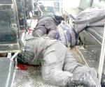 Masacran a 3 celadores
