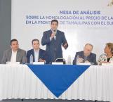 Propone senador que todos los municipios fronterizos sean considerados zona franca