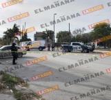 Queda cuerpo de ejecutado tendido a lado de la plaza en Las Cumbres