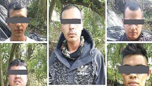 Capturan a grupo armado en N. León
