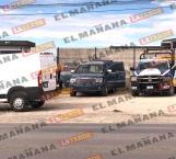 Abandonan en camioneta a un muerto y 4 personas atadas