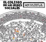 Redes sociales el nuevo coliseo para profundizar las diferencias