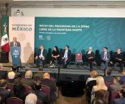 Anuncia el Presidente López Obrador 650 mdp para zonas marginadas de Reynosa