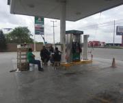 Persiste la falta de gasolina en la ciudad