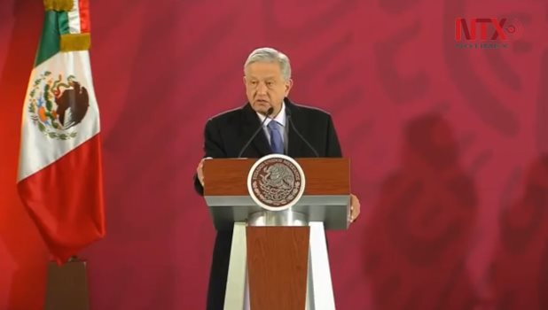 Informa AMLO al país en conferencia de prensa, 11 de enero