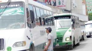 Se preparan para modernizar el transporte público aquí