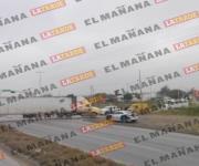 Enfrentamientos y bloqueos al Oriente de Reynosa