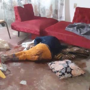 Muere anciana sola en su casa
