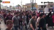 Mantienen presión obrera y pérdidas ascienden a 100 millones de dólares en Matamoros