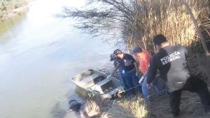 Dos por uno, rescatan cuerpos de ahogados