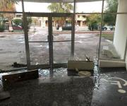 Tratan de incendiar biblioteca en Matamoros