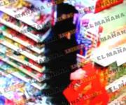 Roban mercancía y más de $70 mil de tienda en Reynosa