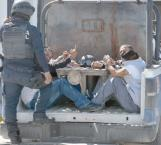 Se prolonga juicio contra cinco sujetos detenidos