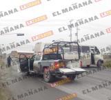 Policías detectan a hombres armados; logran escapar