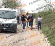 Hallan cadáver embolsado en Reynosa