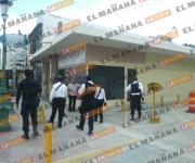 Reportan de robo de una niña en Reynosa
