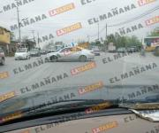 Desatan bloqueos tras enfrentamientos al sur de Reynosa