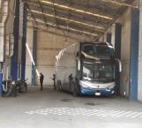 Interceptan a centroamericanos en autobús de ETN en Victoria