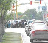 A balazos detienen a un sujeto que viajaba en carro