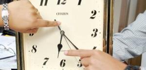 A partir de este domingo 10 de marzo el reloj se adelanta una hora en la frontera ¿Usted está de acuerdo en elcambiodehorario de verano e invierno?