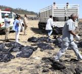 Muere mexicana en accidente aéreo en Etiopía: SRE