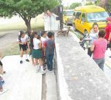 Indigna a padres de familia medidas de seguridad en escuela