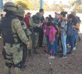 Aseguran a 34 centroamericanos en Altamira