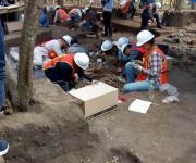 Descubren restos humanos en nueva área arqueológica de Altamira