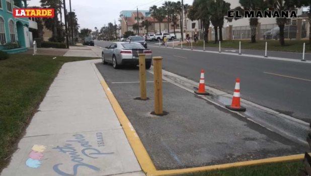 Pagan multas por falta de señales viales en la Isla del Padre