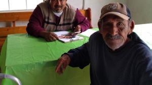 Santos Valdez, el del corrido...se afilia a 68 y Más