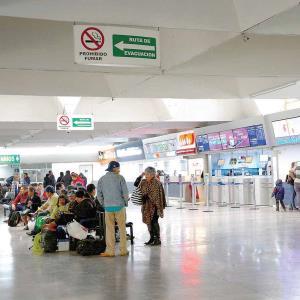 Aumento en el transporte foráneo de 40 pesos por unidad