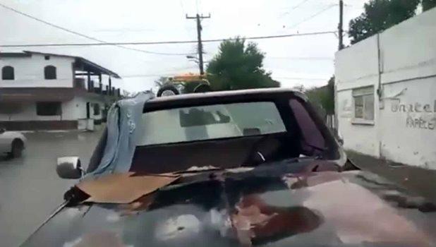Llevan operativo antichatarra a colonia Morelos