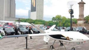 Aeronave no tripulada vigilará en Nuevo León