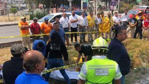 Mueren dos arrollados en la México-Querétaro