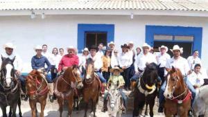 Confirman asistencia 150 jinetes para la cabalgata 2019