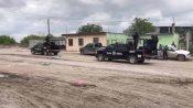 Sorprenden a grupo de migrantes en fuga, en colonia Villas del Roble