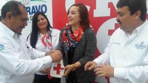 Arranca la colecta anual de la Cruz Roja