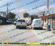 Matan a dos personas en colonia Villas de la Joya