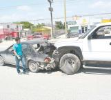 Abundan accidentes de vialidad