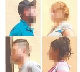 Prisión preventiva a los cuatro secuestradores