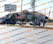Resurgen enfrentamientos y narcobloqueos de vialidades en Reynosa