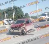 Fallece conductora tras chocar contra unidad policiaca