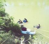 Perece ahogado conductor