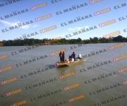 Extraen cuerpo de ahogado en el río Bravo