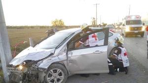 Baja índice de accidentes