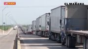 Deciden hoy el cierre parcial en puente Reynosa Pharr